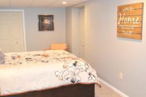dantley basement bedroom