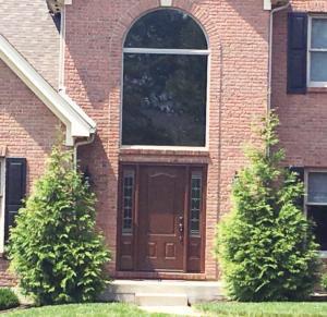 schmidt door closeup