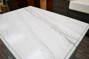 showroom new quartzite island